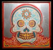 Silver Skull by Alexis Nutini